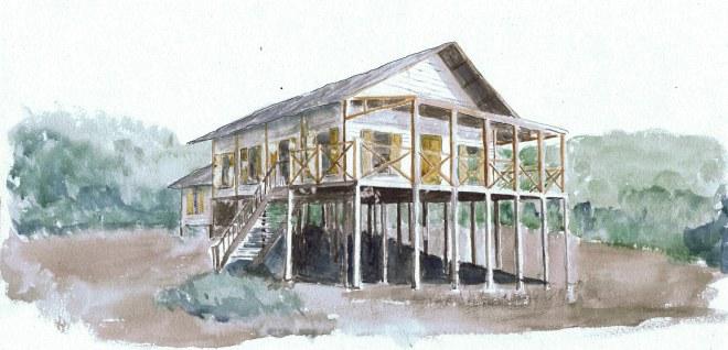 Almayers house